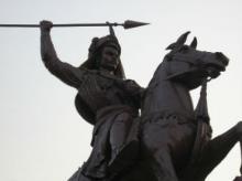 Bajirao statue