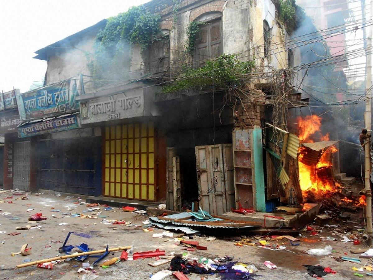 India witnessed over 10,000 cases of communal clashes during