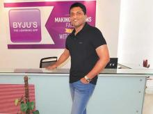 BYJU's founder and Chief Executive Officer Byju Raveendran