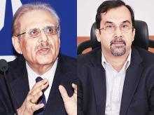 With effect from February 5, 2017,  Y C Deveshwar (left) will slip into the role of a non-executive chairman for a period of three years. Sanjiv Puri (right), who has been appointed the chief operating officer, is the frontrunner for the top job