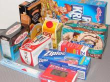 Packaged food items  Wikipedia
