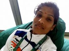 Marathon runner, O P Jaisha