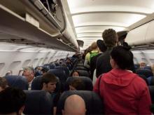 Passengers, Flight