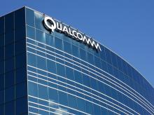 Qualcomm stock jumps 23 percent on surprise settlement with Apple