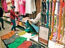 Pantaloons tips the scales for Aditya Birla Fashion