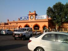 Kota Railway station  Wikipedia