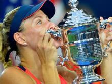 Angelique Kerber beats Karolina Pliskova in US Open final