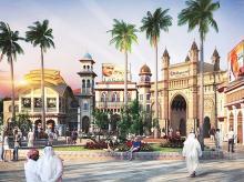 The Bollywood theme park in Dubai