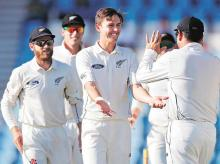New Zealand were beaten handsomely by South Africa in Centurion last month, going on to lose the two-match series 0-1