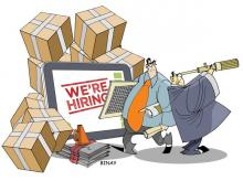 Festive season may drive temporary hiring up to 25%
