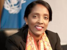 Kundhavi Kadiresan, assistant director - general and regional representative for APAC, FAO