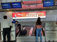 Air India's new airport advertisement targets IndiGo customers