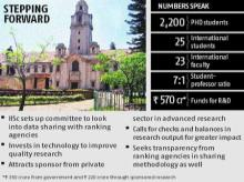 Private research funding could help IISc