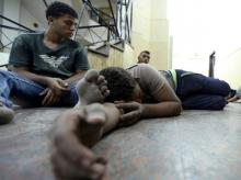 Rescued Migrants, Photo: Reuters