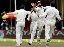 India-New Zeland Test Match