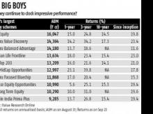 Funds wary of equity schemes' growing size