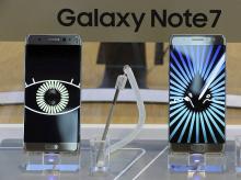 Samsung Electronics Galaxy Note 7