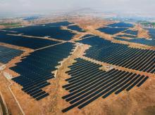Azure Solar Power Plant