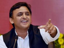Uttar Pradesh Chief Minister Akhilesh Yadav. (Photo: PTI)