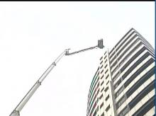 Gopaldas building (Source: ANI)