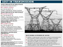 Power transmission shoots in the dark with no set goals