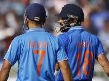 Team India players wear mothers' names on their jerseys at Vizag ODI