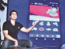 Messenger app Hike's founder, Kavin Mittal, said his company had enough money to last for three years