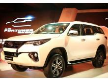 The All New Toyota Fortuner (Photo: @Toyota_India)