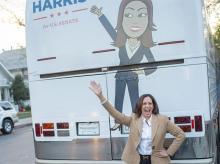 California's Attorney General Kamala Harris (Photo: Twitter/@KamalaHarris)