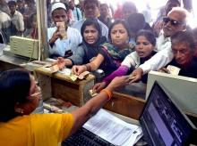 Nearly 50% train tickets still purchased in cash: RailYatri survey