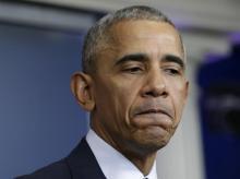 Barack Obama presses Vladimir Putin on Syria as Aleppo pummelled