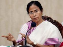 West Bengal Chief Minister Mamata Banerjee (Photo: PTI)