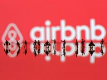 San Francisco-based homestay rental major Airbnb. Photo: Reuters