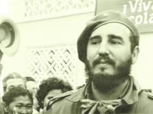 File photo of Fidel Castro in Uzbekistan. Photo: Shutterstock