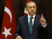 Turkey President Tayyip Erdogan. Photo: Reuters