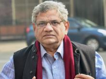CPIM, CPI(M), Sitaram Yechury, Sitaram