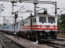 Rail PSU listing 'shocks' Rly Board