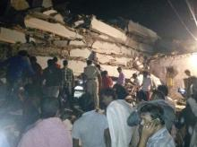 Hyderabad, Building, Collapses