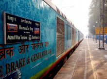 Humsafar Express, Indian Railways