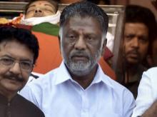 Tamil Nadu Chief Minister O Panneerselvam