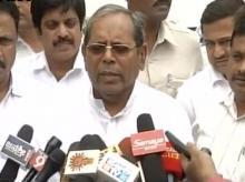 Karnataka Excise Minister HY Meti. Photo: ANI Twitter handle