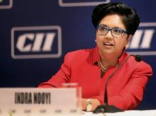 File photo of Indra Nooyi