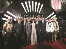 Star Wars, Rogue One, Disney