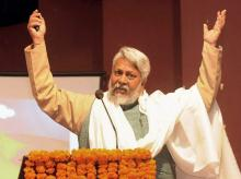 Magsaysay Awardee,  Rajendra Singh attends Two Days of 'National Seminar on Environment and Development in Ranchi