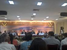 A picture from the IHCL EGM (Photo: Swaraj Baggonkar)