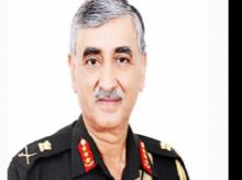 Lt Gen Praveen Bakshi, Eastern Army Commander, Indian Army