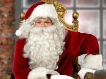 santa, santa claus, christmas