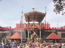 Sabarimala: Situated in Pathanamthitta district of Kerala, sees one of the largest number of pilgrims in India annually. The temple is believed to be built 1,800 years ago and the deity here is Ayyappan, also known as Sasta and Dharmasasta. In 1991,