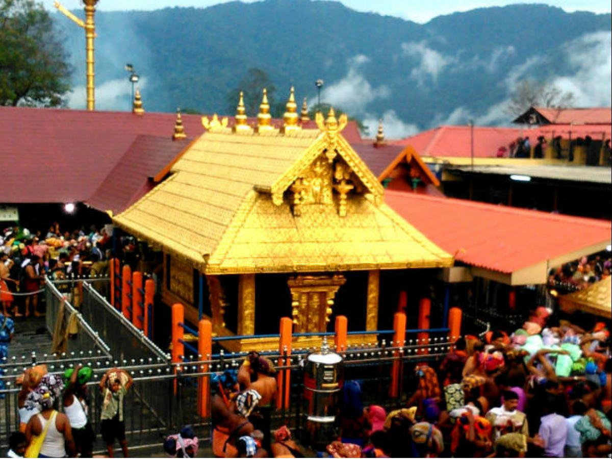 Sabarimala row: In a first, 2 women below 50 enter temple after SC verdict  | Business Standard News