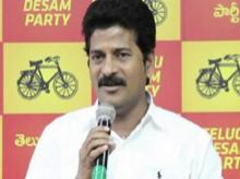 TDP leader A Revanth Reddy. Photo: Twitter